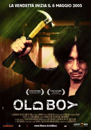 Films die jij aanraadt. Oldboy_poster